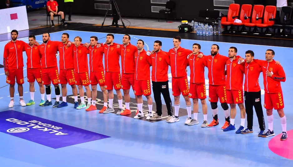 EHF EURO 2022 draw: Macedonia in Group A with world champion Denmark