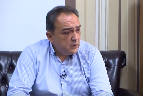 Menkinoski: Ruskovska lies that NSA's note was not evidence in the Kamcev case