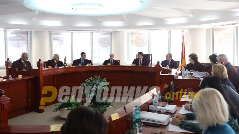 The Constitutional Court will take more time to evaluate the law on public prosecutors