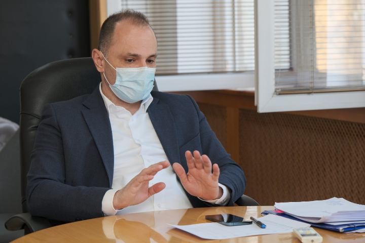 """Filipce: Macedonia's """"green pass"""" to be available as of next week"""
