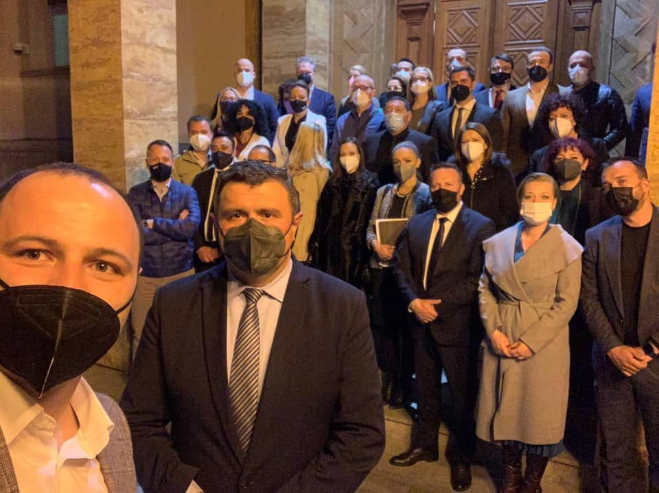 Gridlock expected in the Parliament as the ruling coalition rejects VMRO proposals