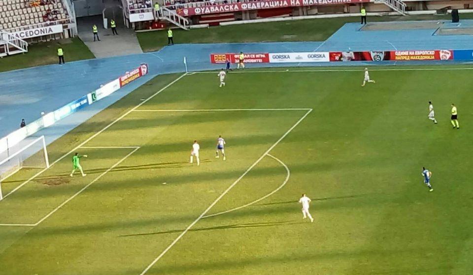 Macedonia beats Kazakhstan in Euro 2020 warm-up friendly