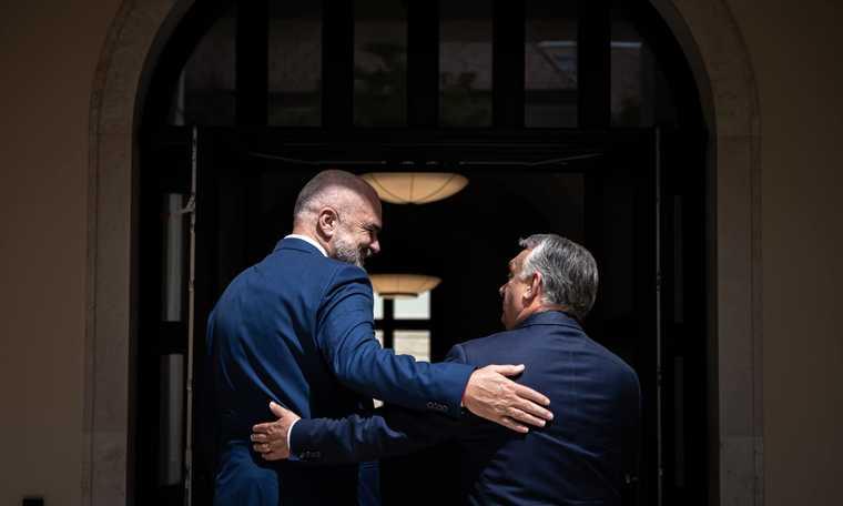 Orban: Hungary supports Albania's EU membership