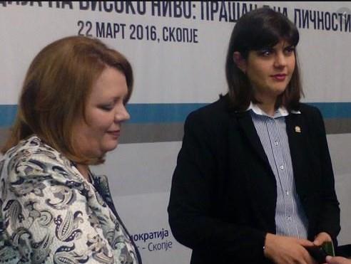 Laura Kovesi named European Chief Prosecutor
