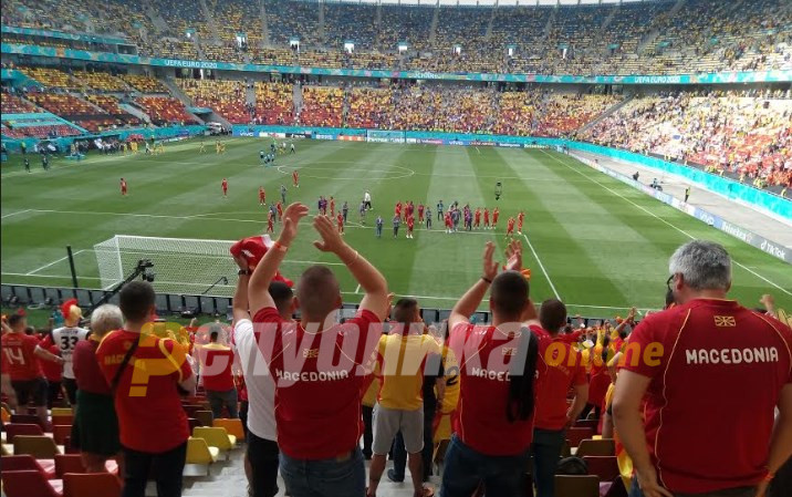 Football: Macedonia prepares to face the Netherlands