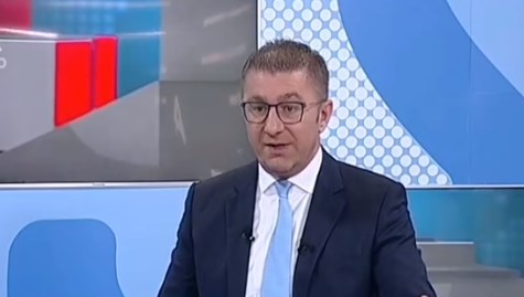 Mickoski: In one term we will build more than SDSM can in five terms