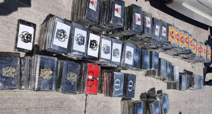 Albania: 300 kilos of cocaine seized on a Macedonian truck bound for Italy