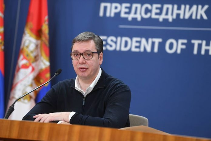 Vucic to pay visit to Skopje next month