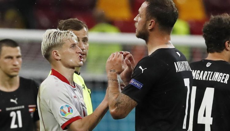 Football: Arnautovic banned for one game after his slurs against Alioski