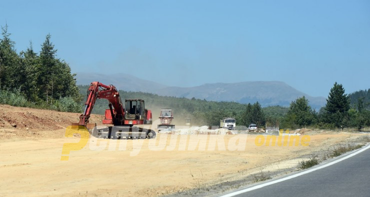 New promise: The Kicevo – Ohrid highway will be finished by the end of 2023