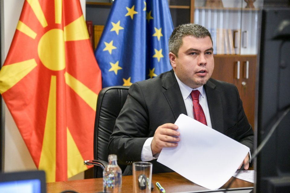 Maricic: Use of MKD and MK codes in line with Prespa Agreement