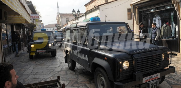 Turkish citizen arrested after shooting another Turkish citizen in downtown Skopje