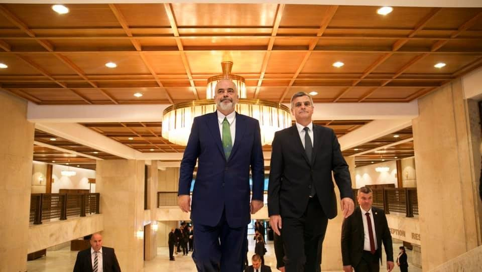 Rama-Yanev meeting: Bulgaria hods to framework position, Albania will not take sides in dispute between Skopje and Sofia