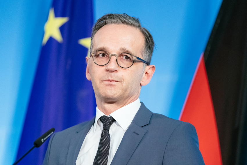 German Minister Maas calls for an end to the single state veto power in EU foreign policy decisions