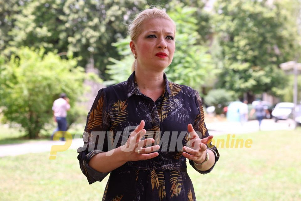 Vasilevska: Accepting Bulgarian demands will mean that we Macedonians are an artificial nation