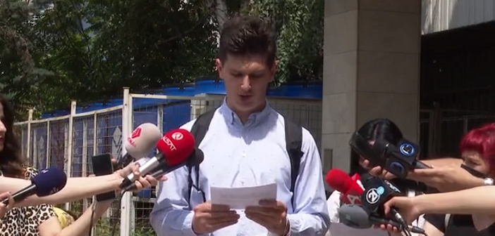 High school students demand action against schools which are charging for their report cards