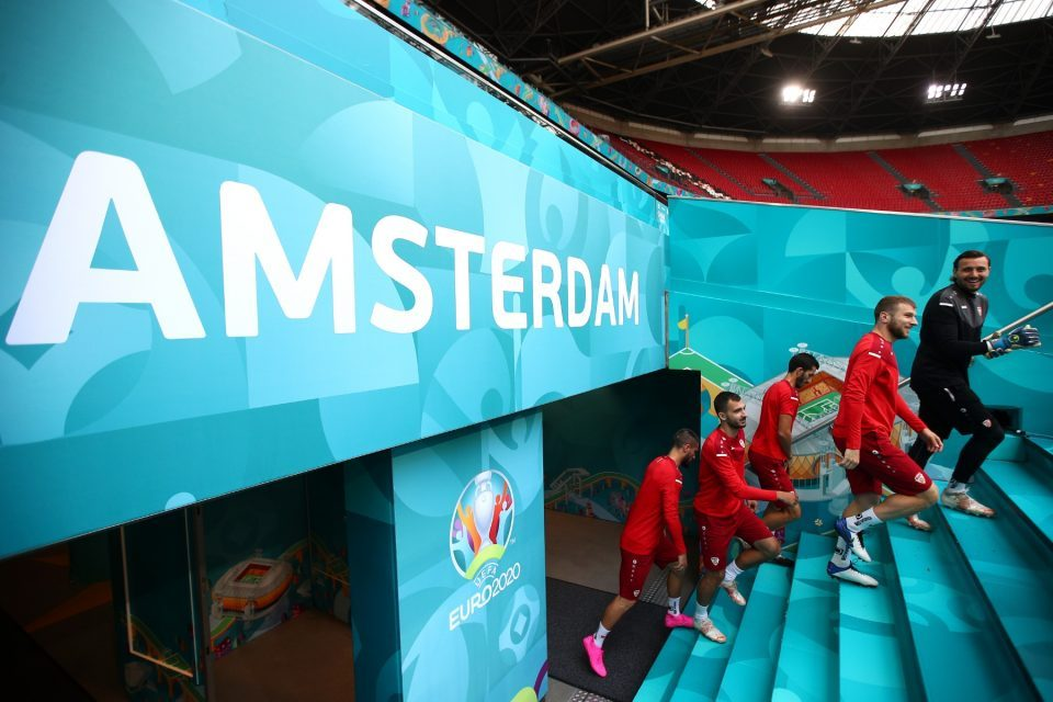 Macedonia – Netherlands: Minutes to the big game