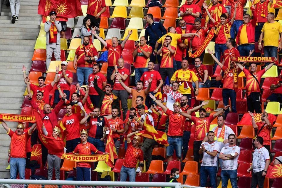 UEFA rejects Greek protest over the Macedonian national team