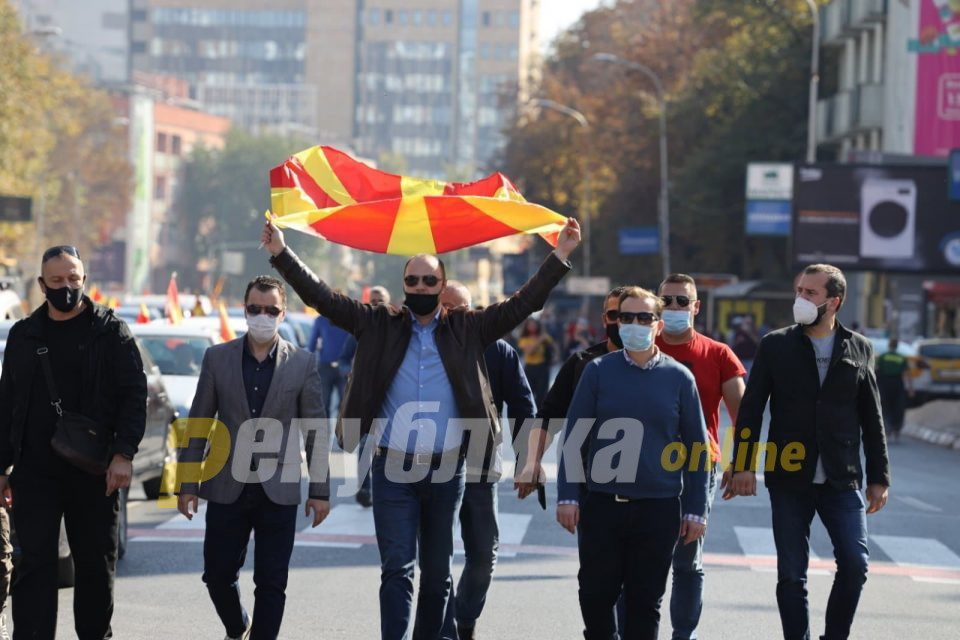Misajlovski: Zaev and Buckovski are preparing a new betrayal, VMRO-DPMNE together with the people will not allow it