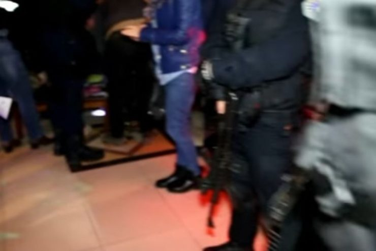 Fugitive from the Idrizovo prison detained in police raid near Kocani