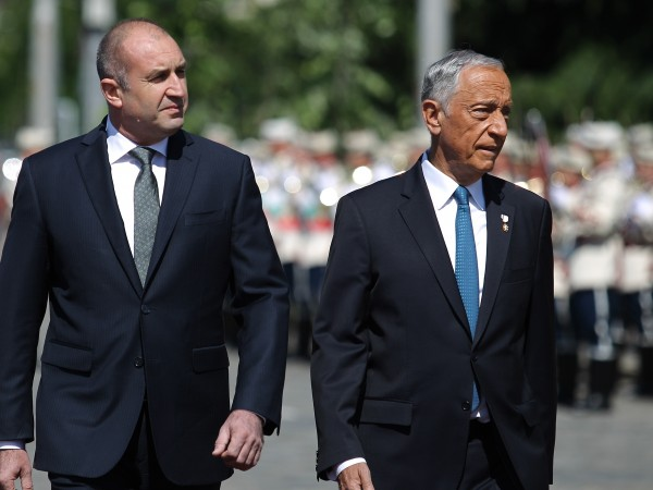 Radev: Bulgaria requires guarantees over Macedonia's EU accession