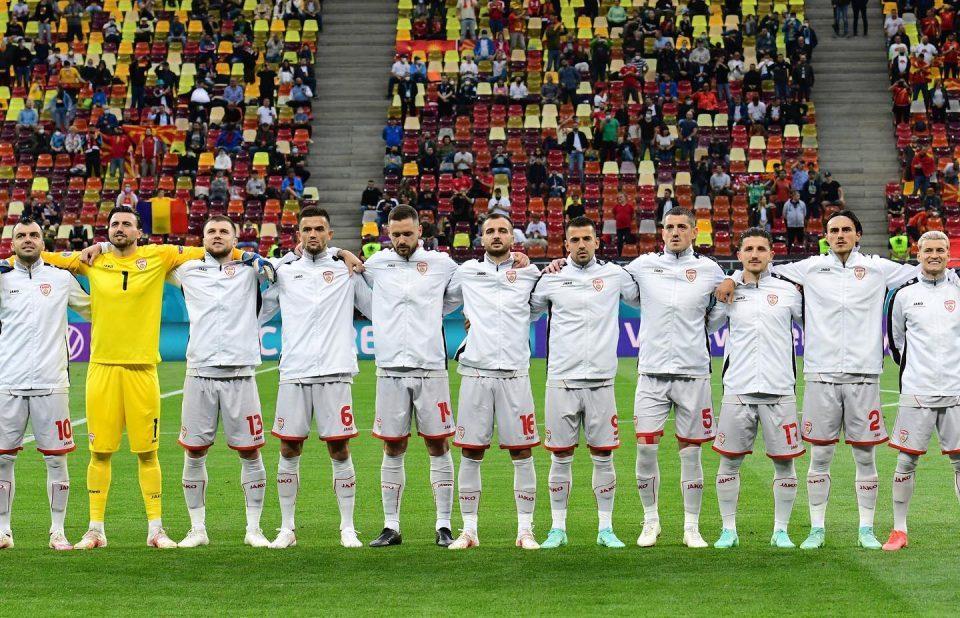 Macedonia ranked 23rd at the European Championship