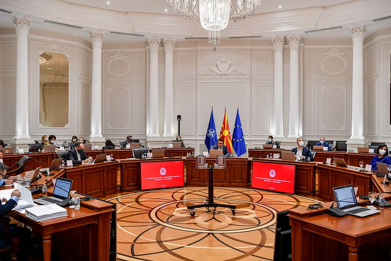 Government asks Parliament to allow the 2021 deficit to spike to 757 million EUR, or 6.5 percent of GDP