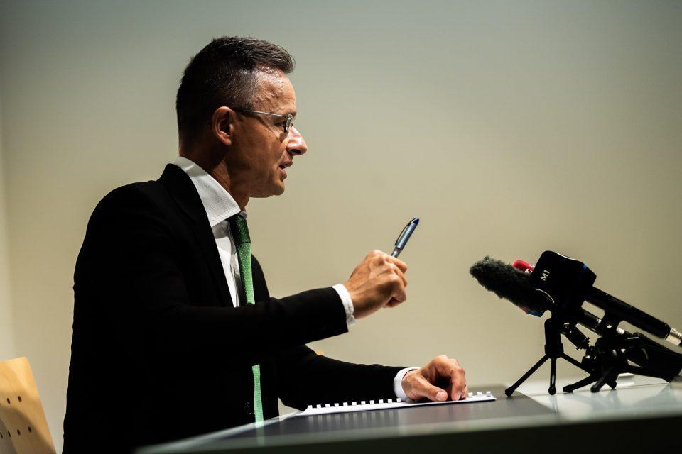 Szijjarto: EU risks losing the Balkans if it doesn't open accession talks with Macedonia and Albania soon