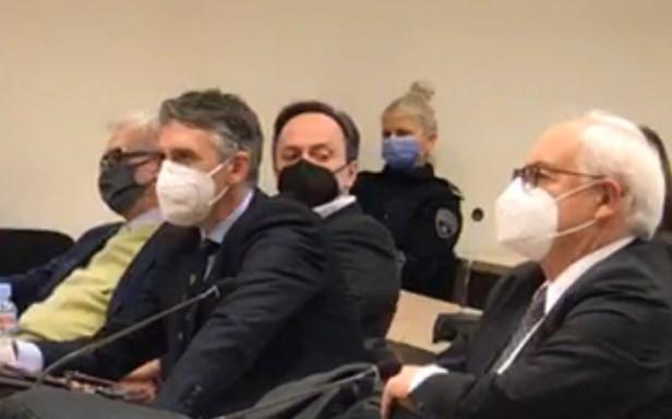 Case against Saso Mijalkov, over the manner of arrest of Ljube Boskoski, heads for retrial
