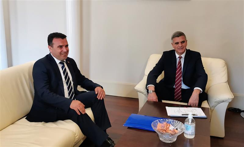 Zaev offered to declare that the Macedonian and the Bulgarian languages are the same