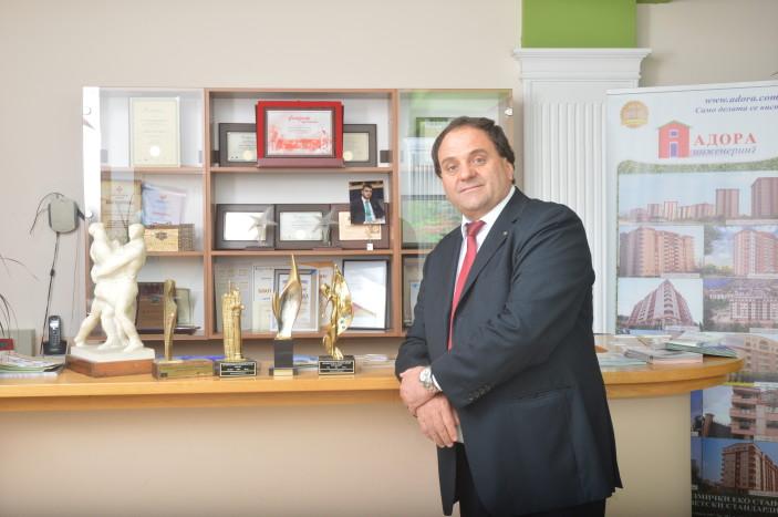 Vanco Cifliganec increased his stake in Komercijalna Bank to 15 percent