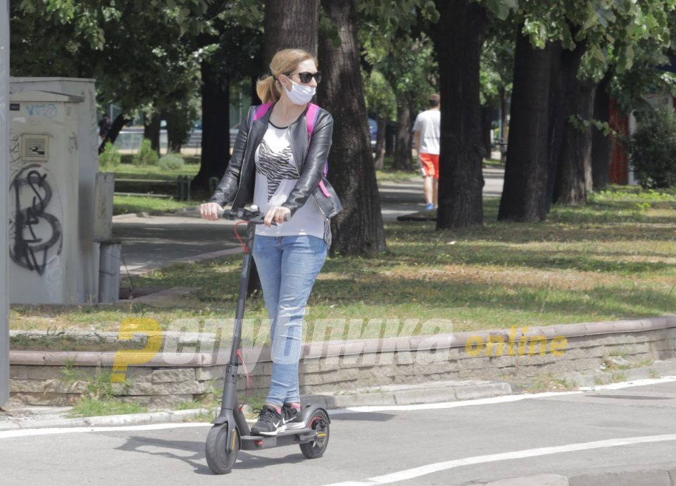 As of July 1, people will pay 500 denars per month for environmental tax: Ride electric scooters like the whole world, says Prime Minister Zaev