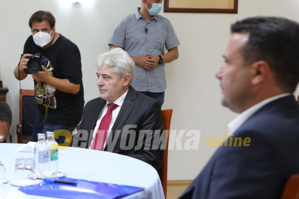 Both Zaev and Ahmeti deny allegations over joint candidate for Skopje mayor: What will be DUI's surprise?