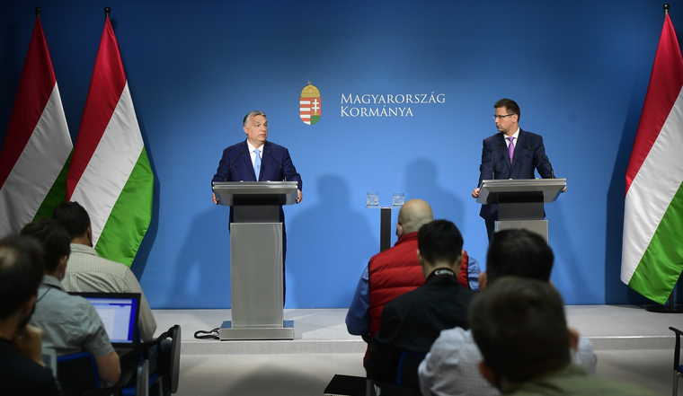 V4: Orban calls on Europe to prepare for a decade of epidemics and mass migration