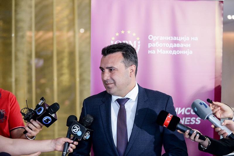 Zaev claims that the Biden decree fully legitimizes his regime