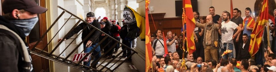 Ruskoska's attempt to compare incidents in US and Macedonia backfires with the first US sentencing