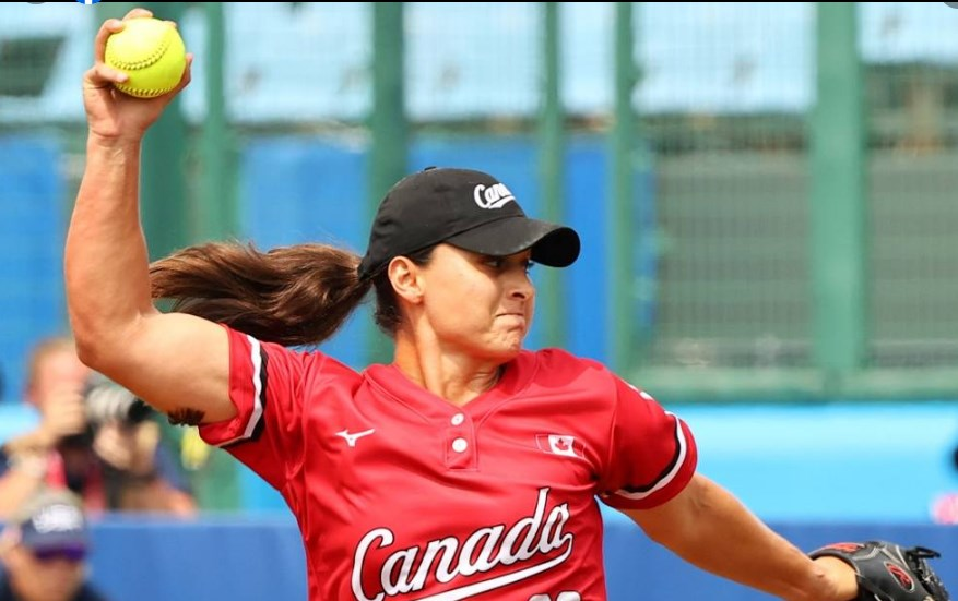 Another Macedonian wins an Olympic medal – playing for the Canadian softball team