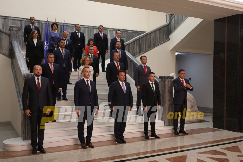 Zaev counters the State Department report, claims there is no corruption in the highest levels of his Government