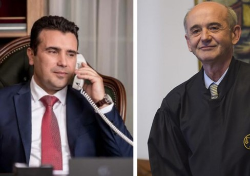 VMRO: Appointment of Joveski as Constitutional judge would deepen Zaev's control over the judiciary