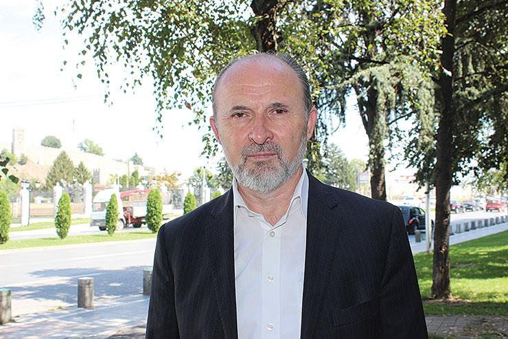 Koce Trajanovski is considering another run for Mayor of Skopje