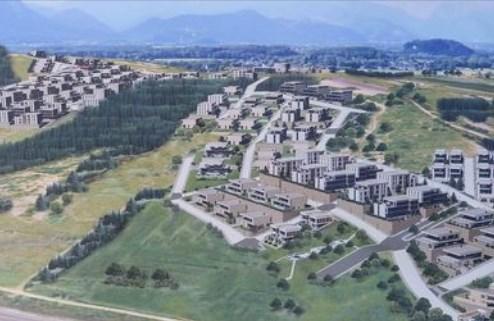 Residential development worth 28 million EUR planned near lake Treska