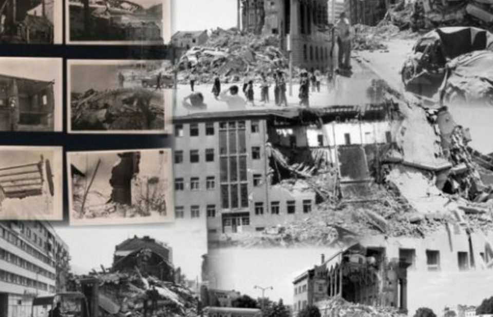 Skopje marks the anniversary of the deadly 1963 earthquake with a blood drive, concerts and guided tours