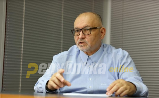 VMRO candidate Spiro Mavrovski warns SDSM leaders in Bitola they will soon be cast out by their own party after numerous corruption scandals