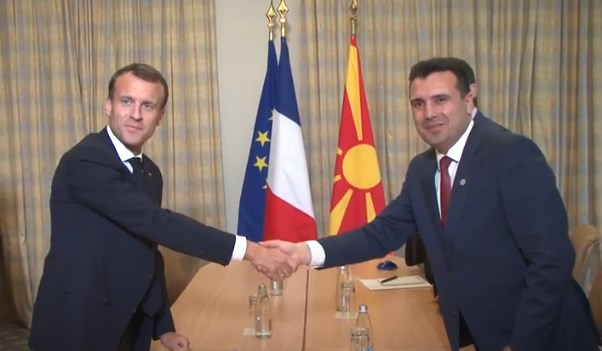 Zaev: When I speak, Biden, Merkel and Macron take notes