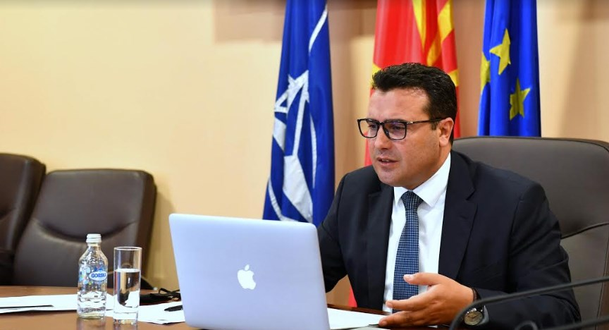Zaev congratulates US Independence Day: American democracy is an inspiration for all democracies