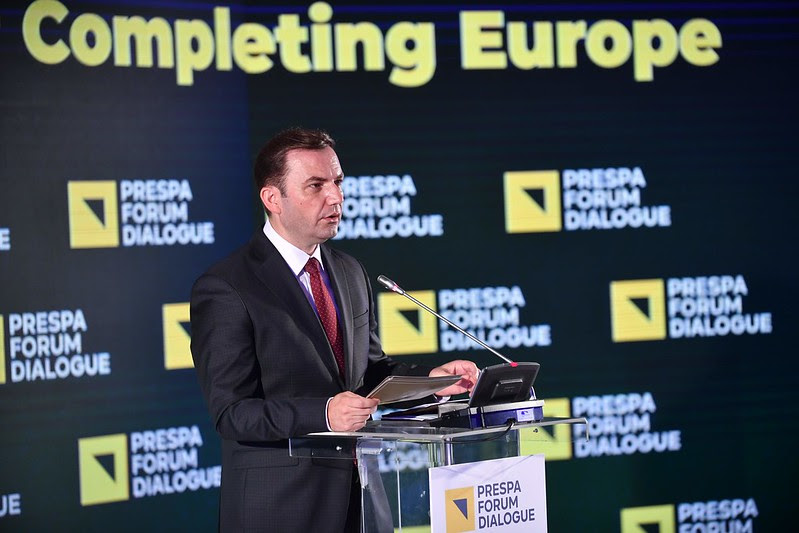 Osmani confirms that Macedonia is asked to make a statement of non-denial as Bulgaria declares its positions before the EU