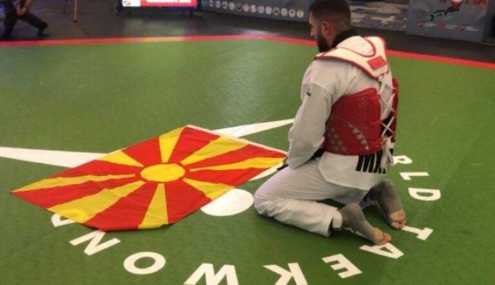 Macedonian taekwondo fighter Georgievski beats world champion, advances to quarterfinals of taekwondo Olympic tournament