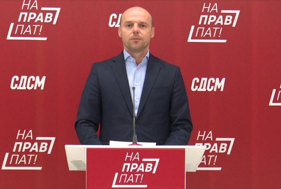 SDSM faces another faction in the mayoral race in Aerodrom