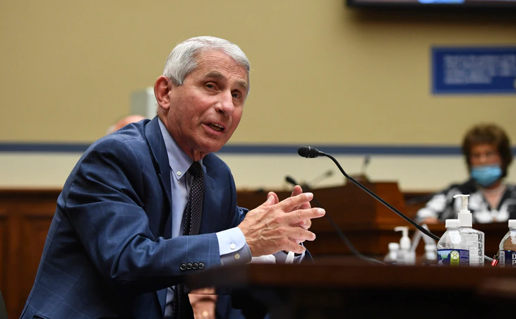 Fauci says U.S. 'probably would still have polio' if there had been as much misinformation as with covid vaccines now