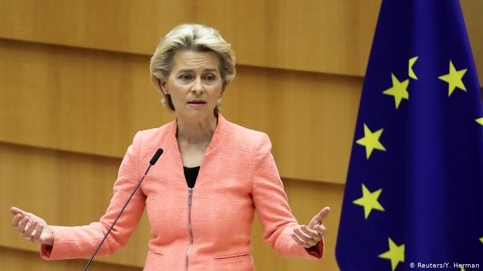 Von der Leyen calls for faster EU integration of the Balkans